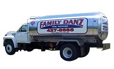 Clifton Park NY Oil Truck