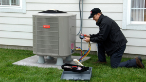 family danz hvac in Wilton NY