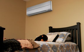 ductless air conditioning in Ballston Spa ny